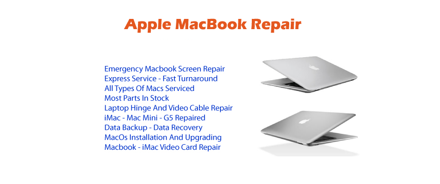 Apple Mac hp toshiba dell lenovo Laptop repair Dubai