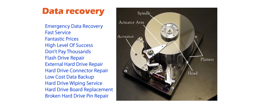 Laptop Repair Dubai data recovery